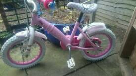 2x small bikes