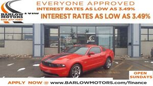 2010 Ford Mustang GT *EVERYONE APPROVED* APPLY NOW DRIVE NOW.