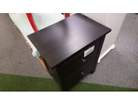 Black small set of drawers