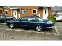 Jaguar xjr supercharged 6cyl