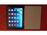 Ipad air 16gb with cellular 3G like new.