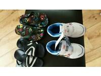 Boys new shoes