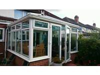 Conservatory solid roof