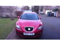 SEAT Leon 2.0 TDI Reference Sport 5dr 2007 year