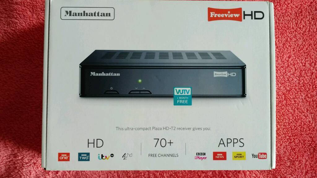 FREEVIEW. RECEIVER