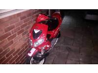 Peugeot speed fight 70cc reg as 50 still