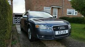 Audi a4 estate 2.0 tfsi 6 speed manual