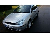 2005 Ford Focus 1.6 Zetec 5dr Automatic HPI Clear 1 Owner From 2006 @07445775115