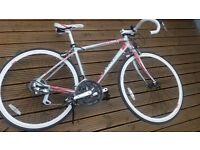 Raleigh Persuit road bike