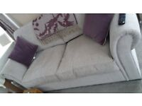 #####3 SEATER BED SETTEE AND 2 CHAIRS ######
