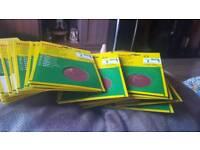 5 pack sanding paper disks