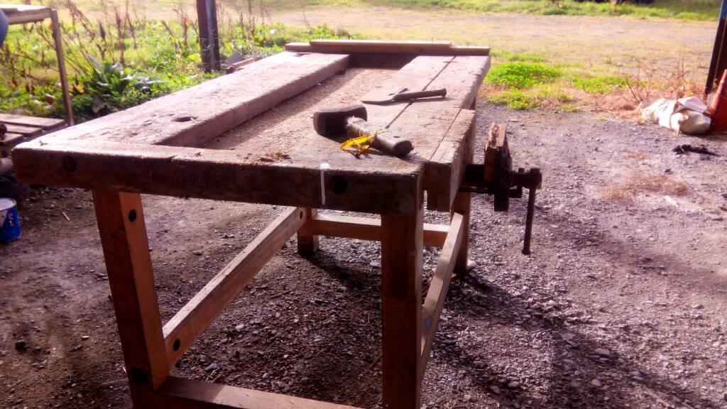 Old School Woodwork Bench In Bangor County Down Gumtree