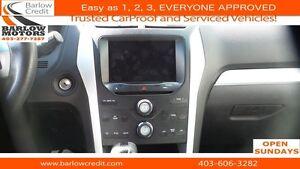 2015 Ford Explorer XLT with remote starter!