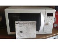 samsung microwave combi