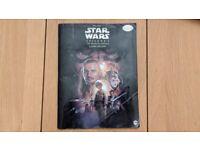 Star Wars Episode 1 The Phantom Menace Piano Score / Music Book / Songbook
