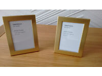 Assorted picture frames (see pics)