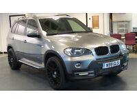 2007 N BMW X5 3.0 D SE 7STR 5d AUTO 232 BHP*PART EX WELCOME*FINANCE AVAILABLE*WARRANTY*