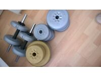 Collection of weights