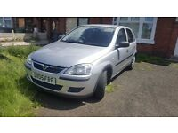 Vauxhall corsa. 1.2. Mot 1 years. 9 service stamps £1350
