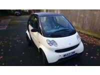 Smart Car. Low mileage