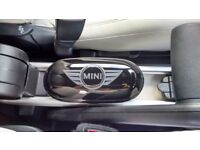 BMW MINI Sunglasses Holder AND Universal fitting for Centre Rail in R60 & R61