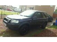 Landrover freelander sale or swap