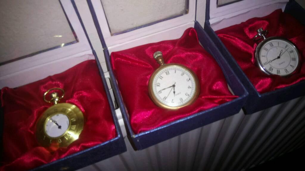 Pocket watches quartz