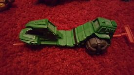 He man vehicle for sale vintage 1980s