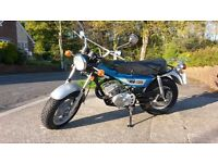 Wanted Suzuki RV 125 Parts