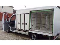 010 (60) Plate Mercedes sprinter insulated fridge freezer van