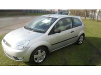 2003 ford fiesta 1.4 diesel tdci £30 a year tax recent timing belt
