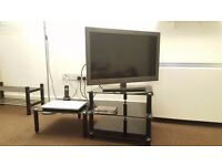TV modular stand set (up to 4 levels)