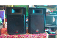 Looking to sell these Wharfedale EVP-S15
