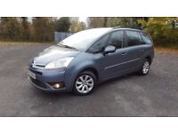 2010 CITROEN GRAND PICASSO VTR+ 1.6 HDI 7 SEATER FULL YEAR M,O,T FULL SERVICE HISYORY