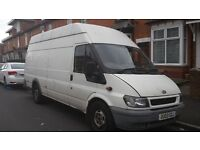 Ford transit 125 bhp long shape for sale in a very good condition Birmingham