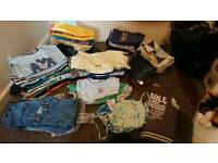 Large clothes bundle 12-18 months