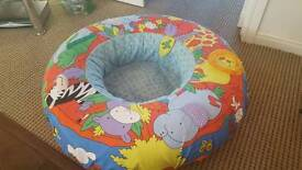 play ring and 2 play mats £20 for all 3