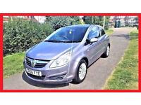 (Auto 69800 Miles)-- Vauxhall Corsa 1.4 Automatic --PX OK -alternate4 toyota yaris nissan micra polo