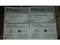 katie price tickets x 2