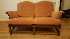 Ercol 2 Seater sette and 2 x Chairs