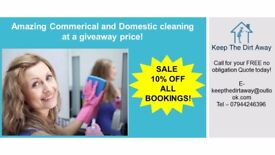 House Cleaning at a giveaway price!! North London's favorite/friendly company