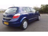 VAUXHALL ASTRA 1.4 MANUAL IN CLEAN CONDITION. LONG MOT. HPI CLEAR. PREVIOUS MOTS AVAILABLE. 2 KEYS