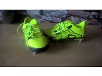 kids adidas rugby boots size 10