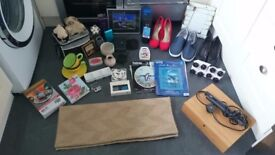 Car Boot Lot - local pickup only