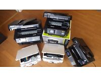 Bunch of 5 slightly used good working Epson printers WF-7620 / WF-3620 / XP-645 (open to offers)