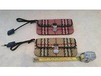 Burberry clutch bags
