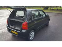 AUTOMATIC SUZUKI ALTO 1.1 £20 TAX per year. OFFERS/PX WELCOME, WHATS YOUR OFFER?????????????????????