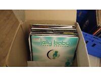 51 x HAPPY HARDCORE 12 Inch Vinyl Bundle, all NM/VG+ condition!!