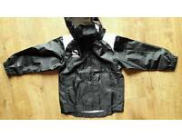 Sondico raincoat jacket age 5-6