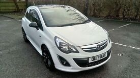 **REDUCED** Vauxhall corsa 1.3cdti ecoflex limited edition YEARS MOT